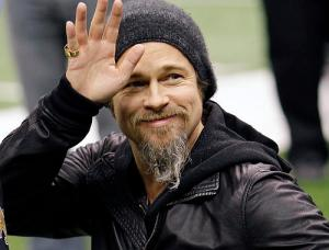 Brad Pitt, brad Pitt's beard, Radiesse, The best fillers for cheeks, MAS