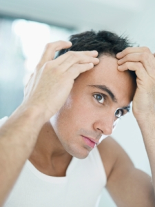 Botox for Male Pattern Baldness and Hair Loss by NYC Plastic Surgeon Dr Nicholas Vendemia of MAS Manhattan Aesthetic Surgery